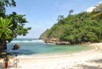 Pantai Ngeliyep Malang