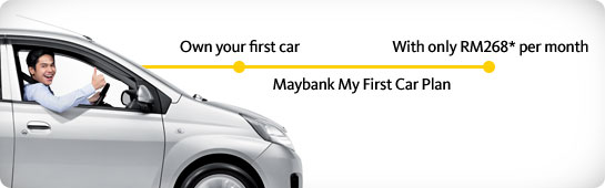 Maybank auto finance